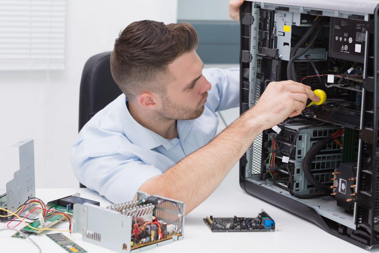 Obsluzhivanie kompyuterov